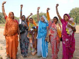vrouwelijk leiderschap in India