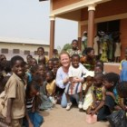 Reis van Muriel Schrikkema met The Hunger Project naar Benin in Afrika