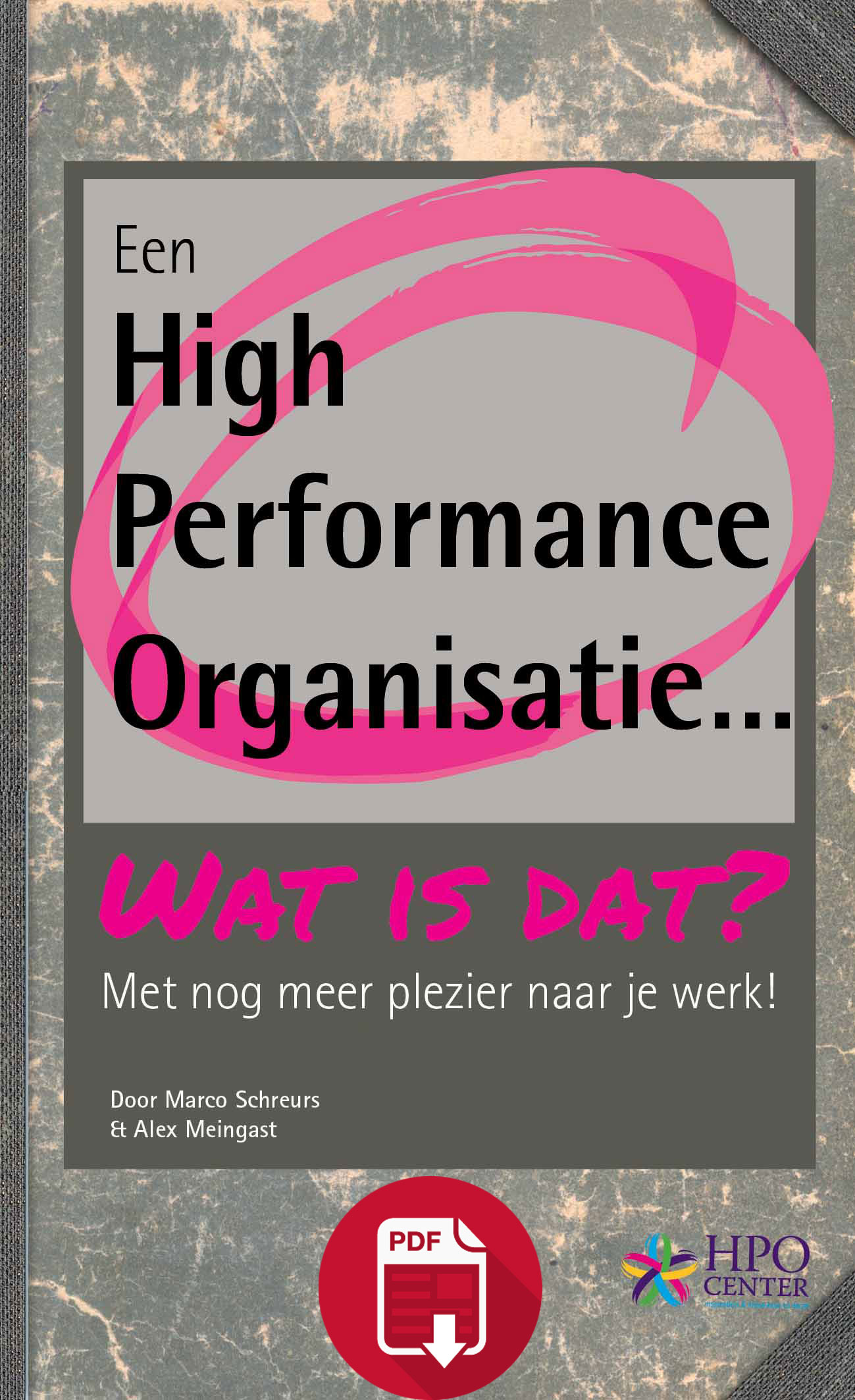 Een High Performance Organisatie...Wat is dat?