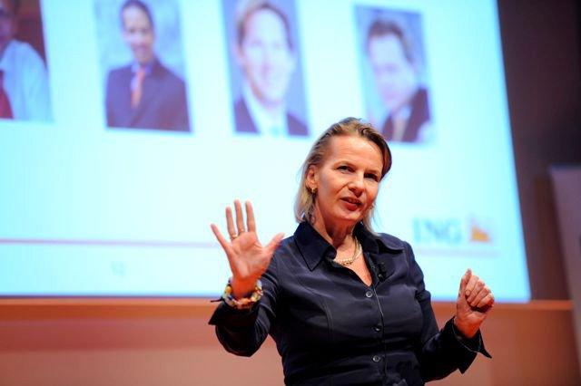 Esther Mollema - onbewuste voorkeur voor mannelijke leiders zit in onze hersenen