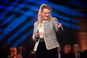 Esther Mollema - Goede leiders garant voor goed presterende teams