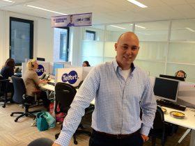 Foto Rene Bockmeulen - Ambities realiseren van mijzelf, mijn team en Telfort