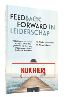 Managementboek Feedforward in Leiderschap
