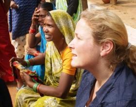 Vrouwelijk leiderschap in India inspireert Muriel Schrikkema