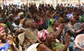 vrouwelijk leiderschap in Benin - Muriel Schrikkema