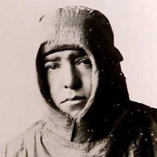 Ernest Shackleton - de HPO leider?
