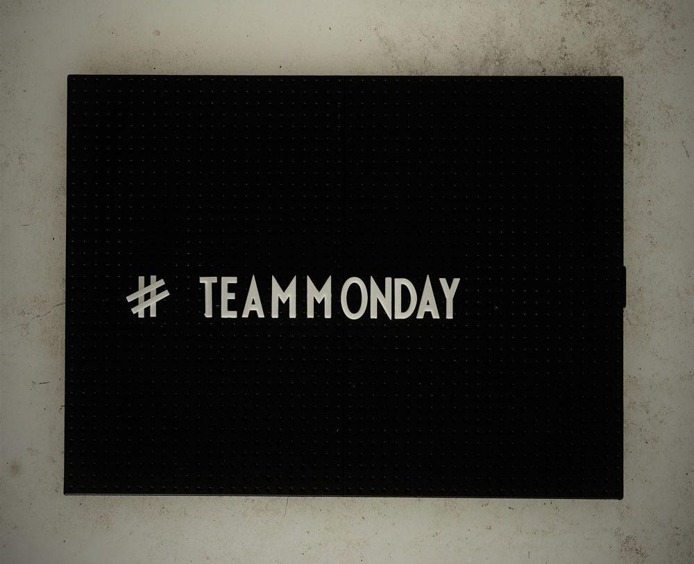 Wat zie je je teamleden en jezelf (niet) doen?