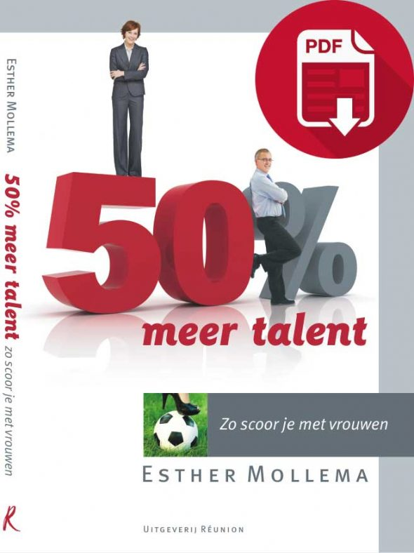 download gratis 50 procent meer talent in PDF