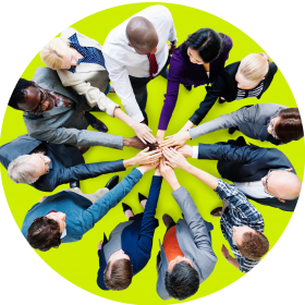 succesvol samenwerken als team