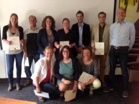 Wageningen UR Young Management Development traject 2014 afgerond