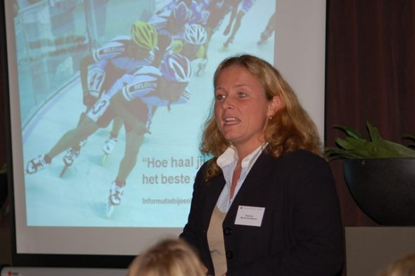 Muriel Schrikkema - High Performance Leadership expert